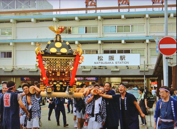 松阪 祇園まつり♪