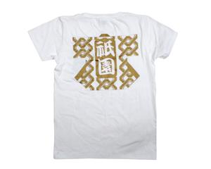 松阪愛みこし愛Tシャツ 白